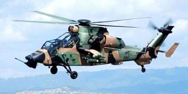 Atak Helikopteri Projesi